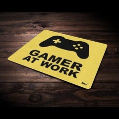 Mouse Pad Gamer at Work - comprar online