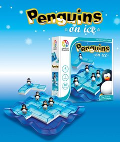 Pinguins no Gelo - comprar online