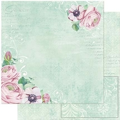 Papel Scrapbook Dupla Face SD1 078