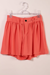 Short Good Flare Com Pinces