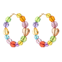 ARGOLA SWEET COLORFUL - comprar online