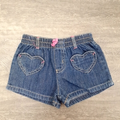 Shorts Carter's Jeans Tam 9 meses