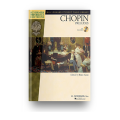 Chopin Preludes - Audio Included - HL-00296523