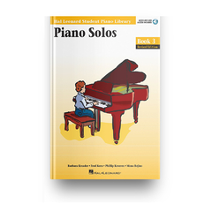 PIANO SOLOS - BOOK 3 CD - HL-0296570 - comprar online