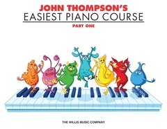 Easiest Piano Course Part 1 - John Thompson'S - HL-00414014