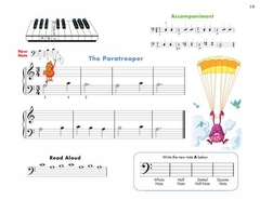 Easiest Piano Course Part 1 - John Thompson'S - HL-00414014 - loja online
