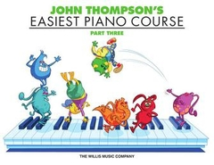 Easiest Piano Course Part 3 - John Thompson'S - HL-00414019