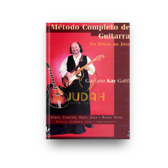 Método Completo De Guitarra - Do Blues Ao Jazz - 347-M - comprar online