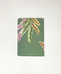 Caderno costurado P Sweet green na internet
