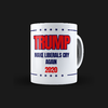 "Caneca ""Trump Make Liberals Cry"" Branca (cód. 341)"