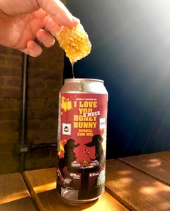 I LOVE YOU TO MUCH HONEY BUNNY - BELGIAN DUBBEL