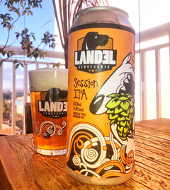 Landel Session IPA lata 473ml - comprar online
