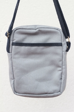 Shoulder bag cinza na internet