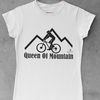 T Shirt Feminina Queen Of Mountain - comprar online