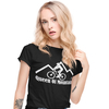 T Shirt Feminina Queen Of Mountain
