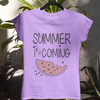 Blusa T Shirt Feminina Summer Is Coming