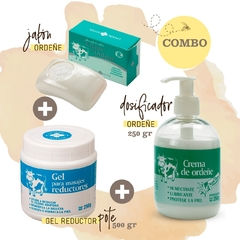 Combo Ordeñe Ultra + Alcohol en Gel 250 ml de Regalo - comprar online