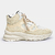 SNEAKER BOOTS S8 - Sand & White
