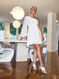 Vestido Duda Off White on internet