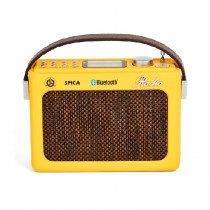 Radio Spica Sp220 Retro Usb Bluetooth Recargable