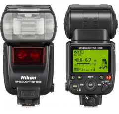 Flash Nikon Sb-5000 Af Speedlight en internet