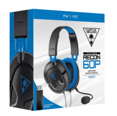 Auricular Turtle Beach Recon 60p Ps3/Ps4 - comprar online
