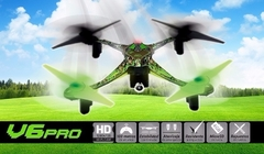 Drone V6 Pro Level Up Cámara Integrada HD en internet