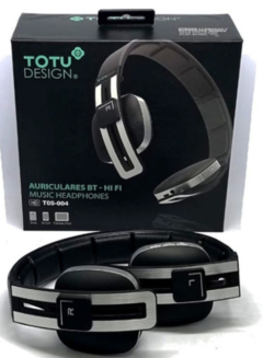Auriculares Bluetooth Totu Design T05-004