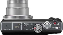 CAMARA DIGITAL PANASONIC LUMIX ZS10 16x ZOOM OPTICO 14.1 MP GPS WIDE 24MM - comprar online