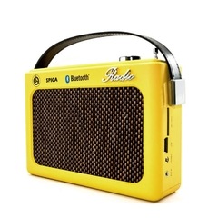 Radio Spica Sp220 Retro Usb Bluetooth Recargable en internet
