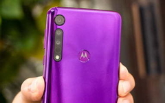 Motorola One Macro 64 GB Ultra violet 4 GB RAM - Optica De Cicco S.A.