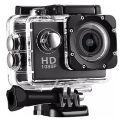 Camara Tipo Gopro Sports Hd Dv 30m 1080p Sj4000 webCAM