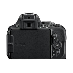 Nikon D5600 18-55mm VR Kit DSLR color negro en internet