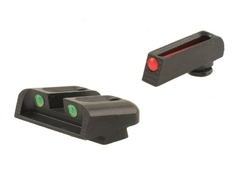 ALZA Y GUION TRUGLO FIBRA OPTICA GLOCK
