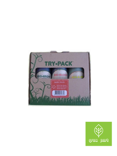 Fertilizante Bio Bizz - Try Pack Basic