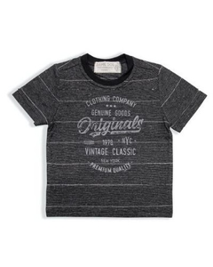 CAMISETA LIST NICE ORIGINALS PRETO
