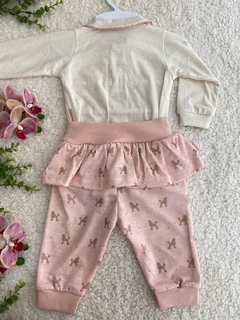 CONJUNTO MALHA DAILY LITTLE PRINCESS 2PCS - comprar online