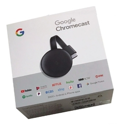 Google Chromecast 3 new