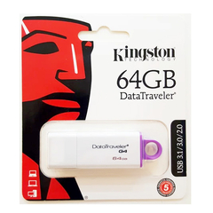 Pendrive 64gb Kingston DTIG4 - tienda online