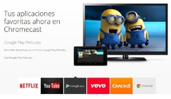 Google Chromecast 3 new en internet