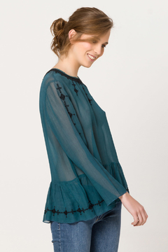 BLUSA COCOON