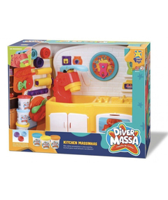 KITCHEN MASSINHA DIVER TOYS