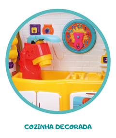 KITCHEN MASSINHA DIVER TOYS - comprar online