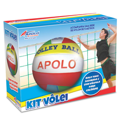 Kit Voley Apolo