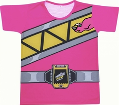 CAMISETA-ADULTO-POWER-RANGER-DINO-CHARGER-ROSA