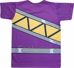 Camiseta Infantil Power Ranger Dino Charge na internet