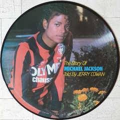 LP Michael Jackson - The Story Told By Jerry Cowan (Picture Disc)