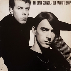 LP The Style Council - Our Favorite Shop - comprar online