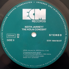 Imagem do LP Keith Jarrett - The Koln Concert (Duplo • Import)