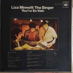 LP Liza Minelli - The Singer - You're So Vain - comprar online